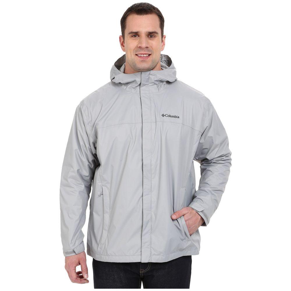 コロンビア Columbia メンズ アウター レインコート【Big & Tall Watertight(TM) II Jacket】Columbia Grey