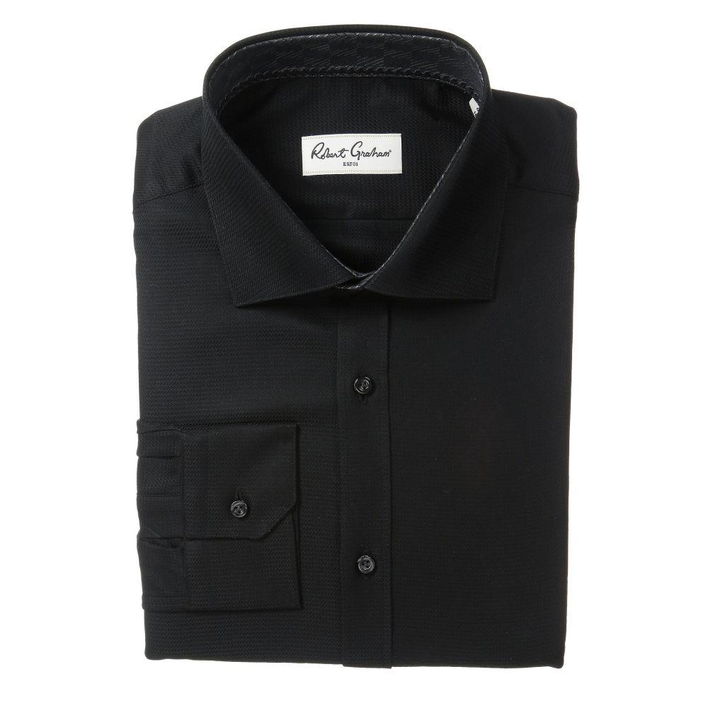 ロバートグラハム Robert Graham メンズ トップス シャツ【Joy Dress Shirt】Black