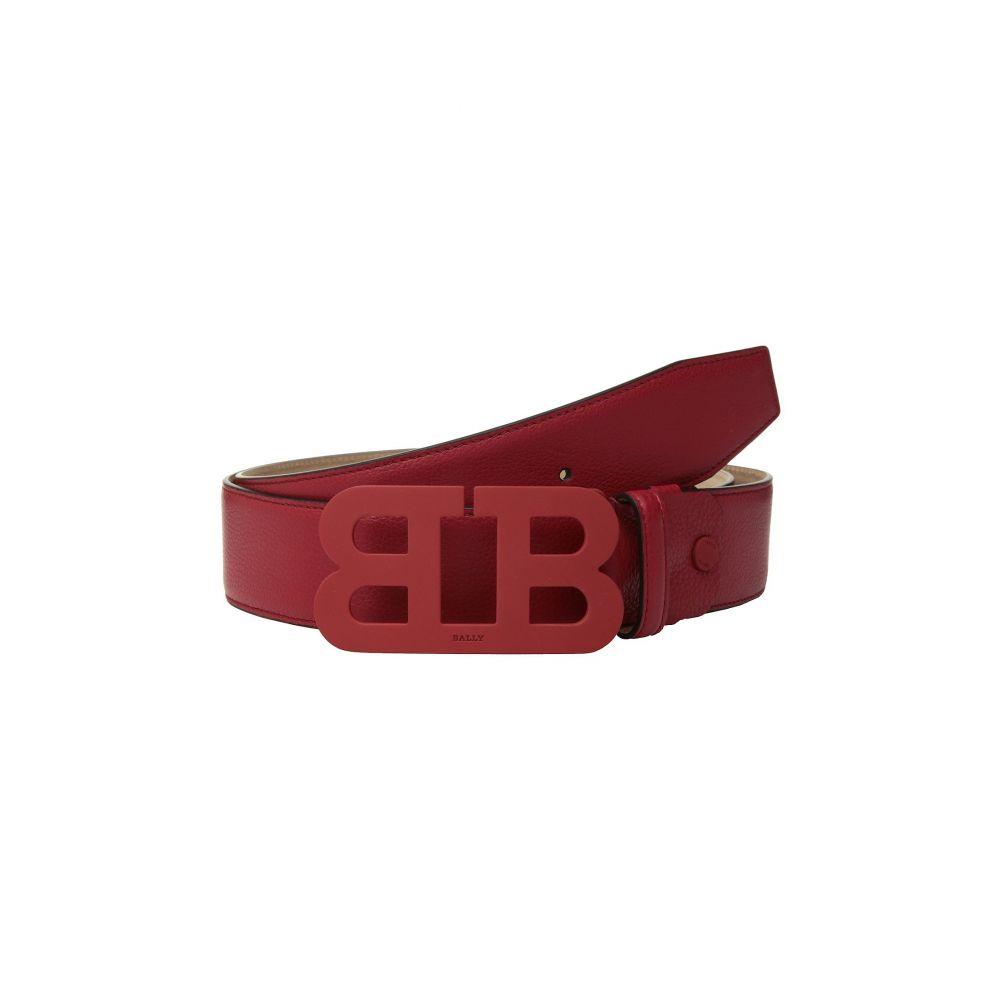 バリー Bally メンズ ベルト【Mirror B Adjustable Belt】Courvette