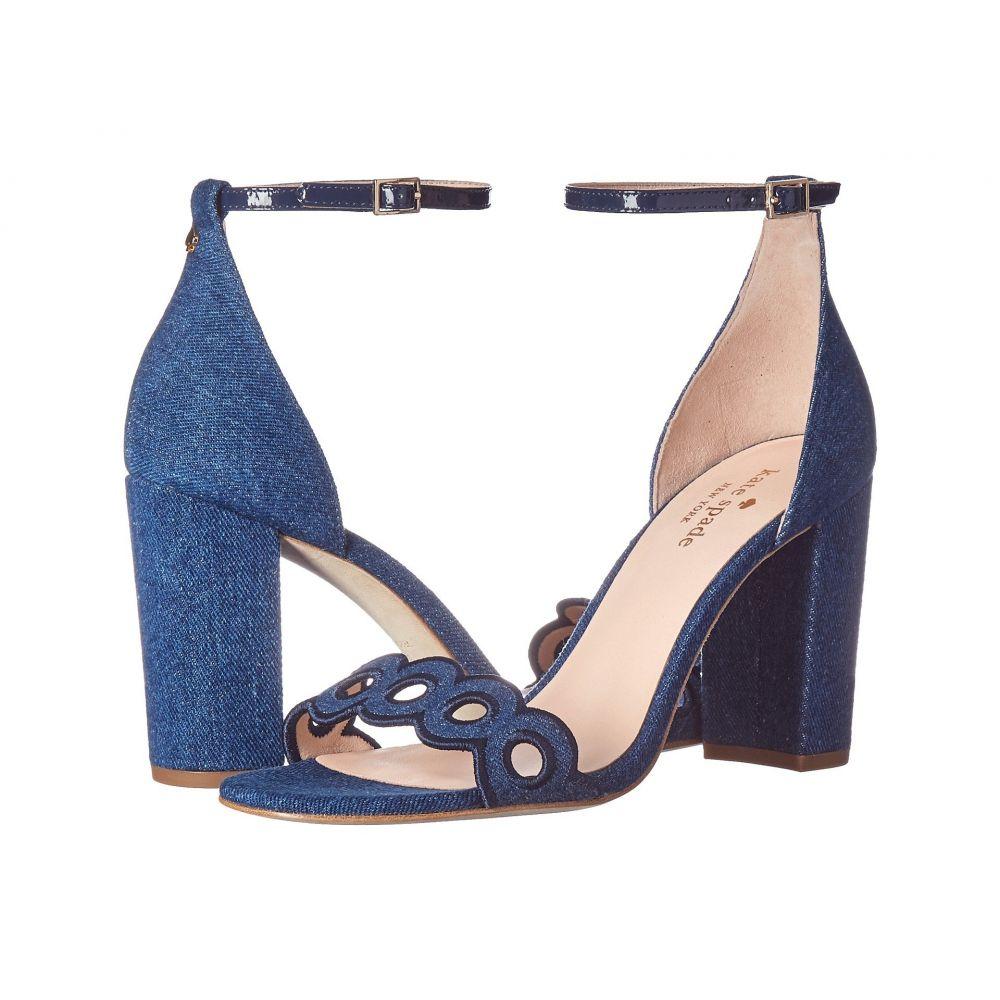 ケイト スペード Kate Spade New York レディース シューズ・靴 サンダル・ミュール【Orson】Medium Blue
