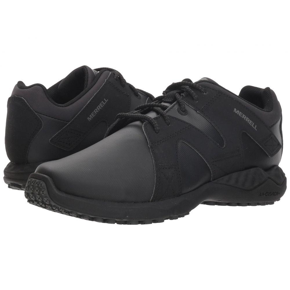 メレル Merrell Work レディース シューズ・靴 スニーカー【1SIX8 AC+ Pro】Black