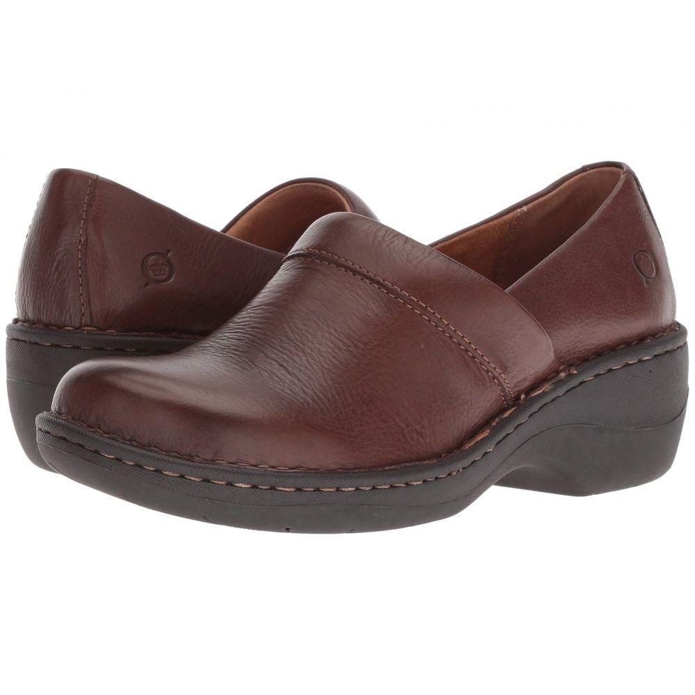 ボーン Born レディース シューズ・靴【Toby Duo】Chocolate Full Grain Leather
