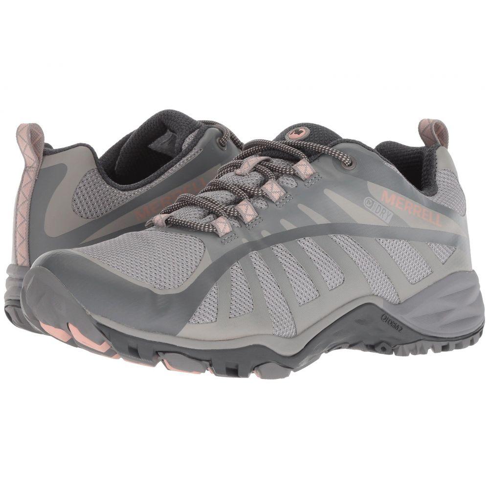 メレル Merrell レディース ハイキング・登山 シューズ・靴【Siren Edge Q2 Waterproof】Frost