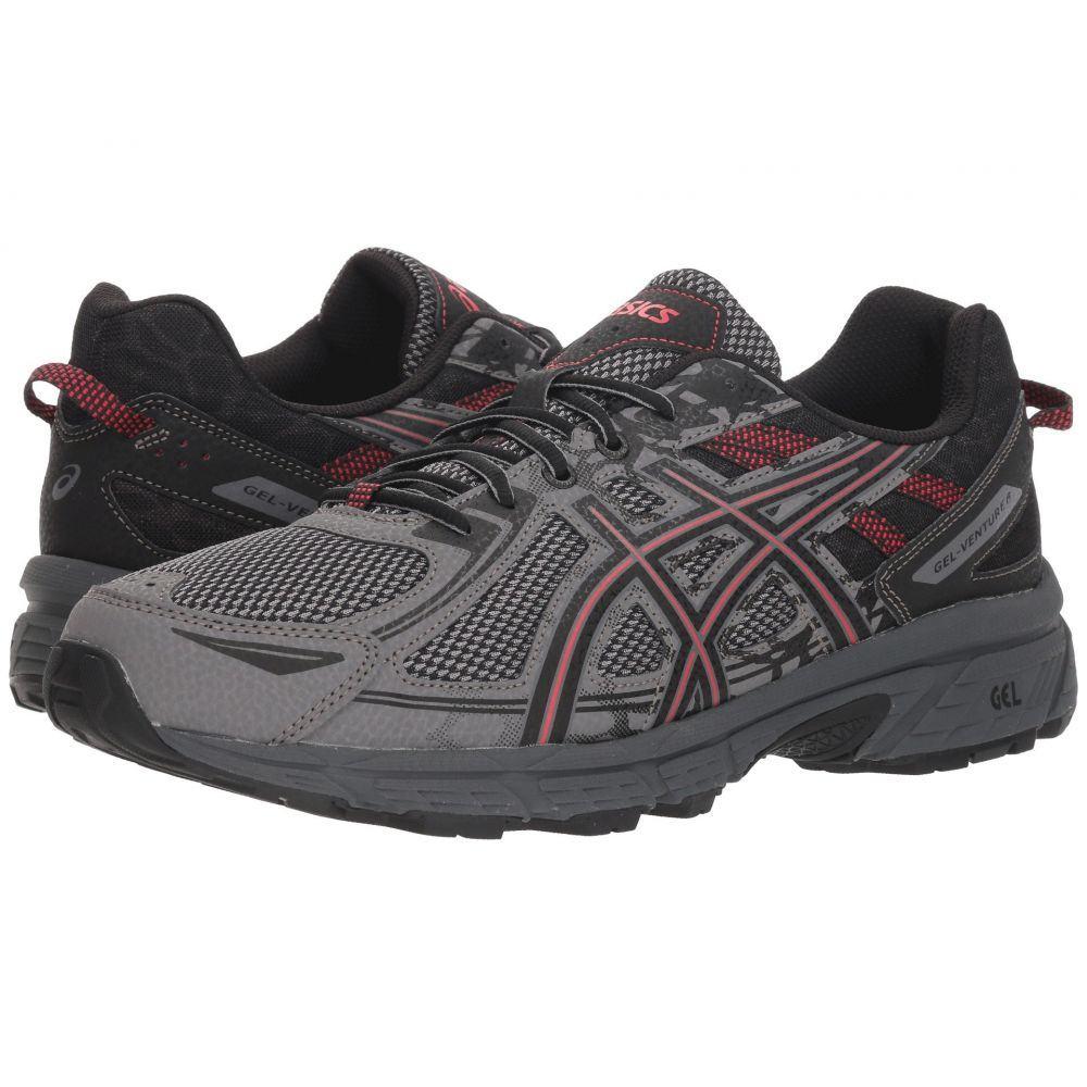 アシックス ASICS メンズ ランニング・ウォーキング シューズ・靴【GEL-Venture 6】Carbon/Cayenne