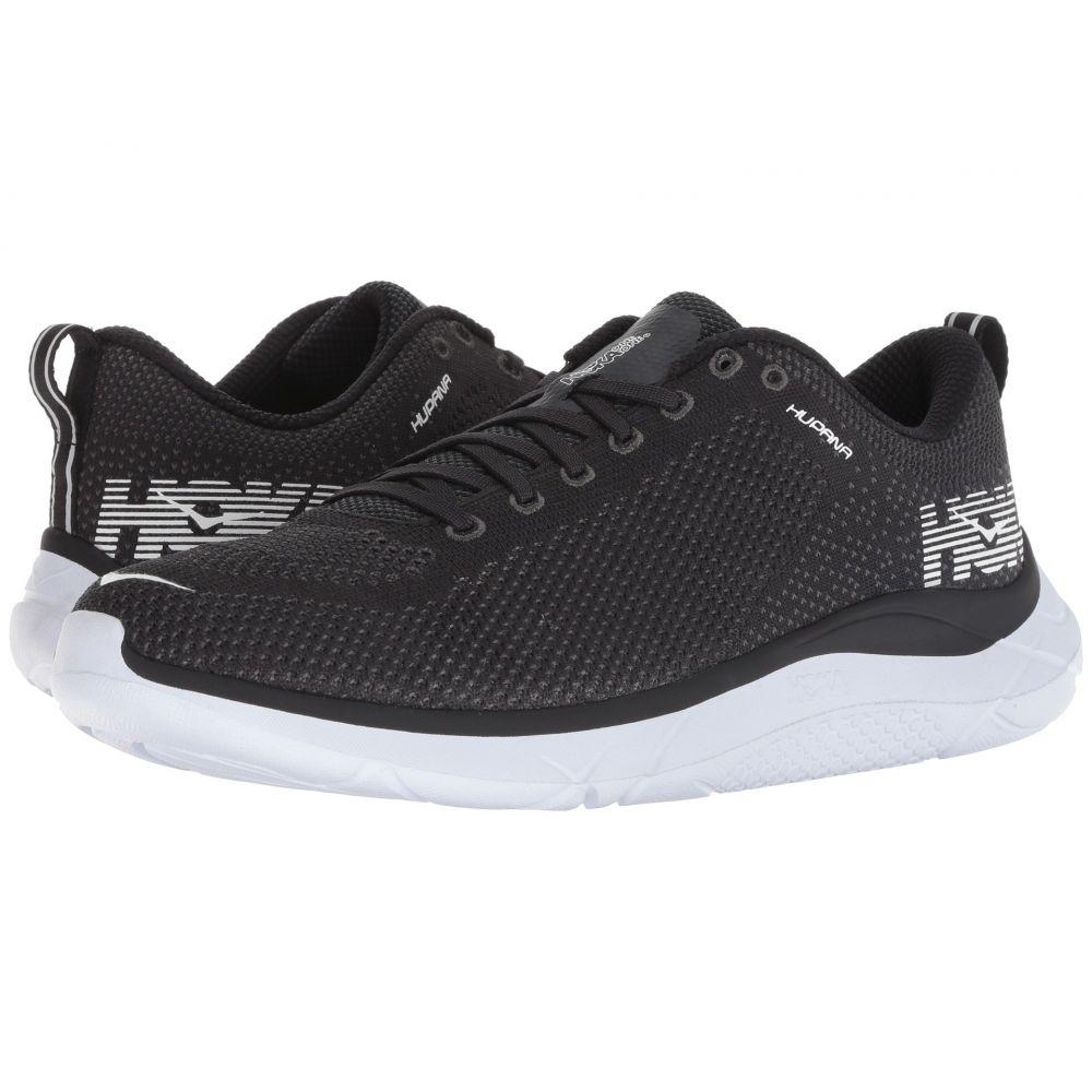 ホカ オネオネ Hoka One One メンズ ランニング・ウォーキング シューズ・靴【Hupana 2】Black/White