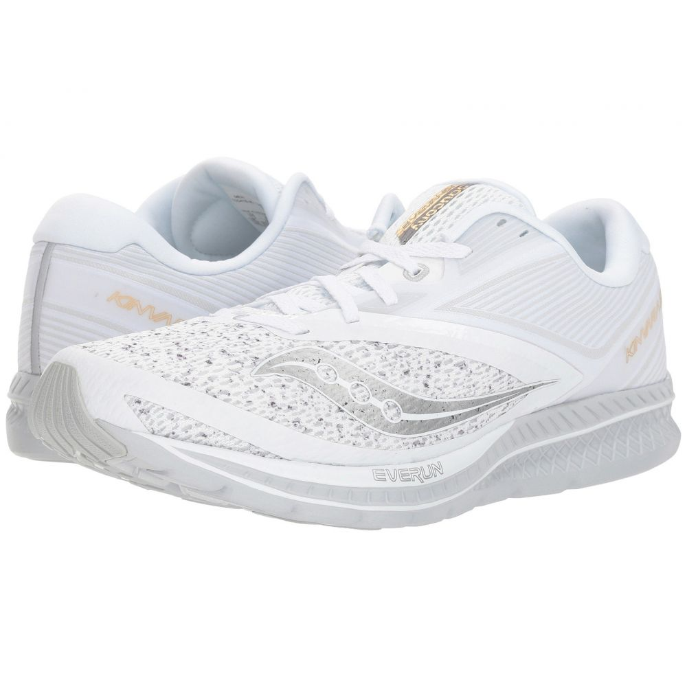 特価ブランド サッカニー サッカニー Saucony メンズ Saucony 9】White ランニング・ウォーキング シューズ・靴【Kinvara 9】White, ジモクジチョウ:aef15e6b --- nutrilablog.hu