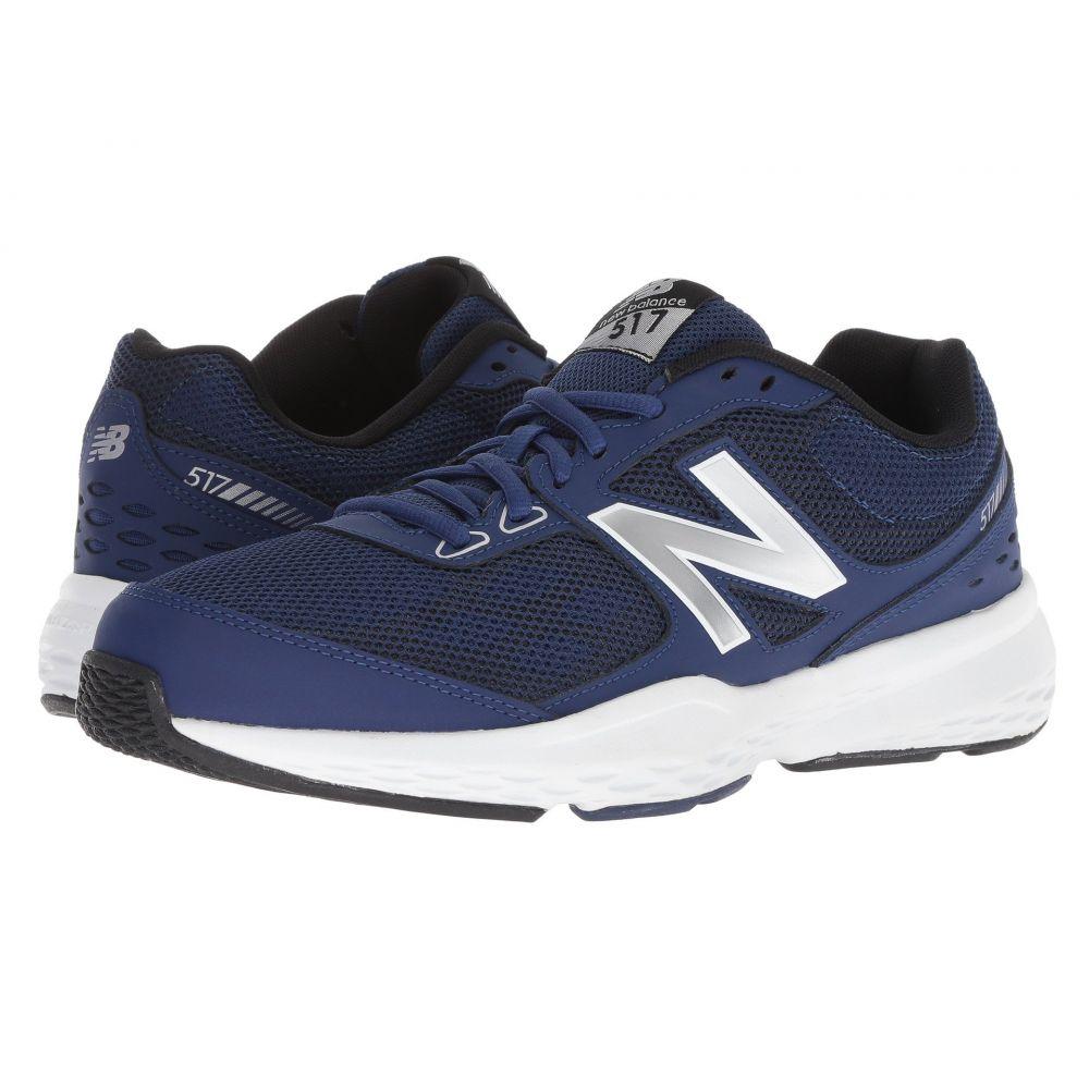 ニューバランス New Balance メンズ ランニング・ウォーキング シューズ・靴【MX517v1】Blue/Silver