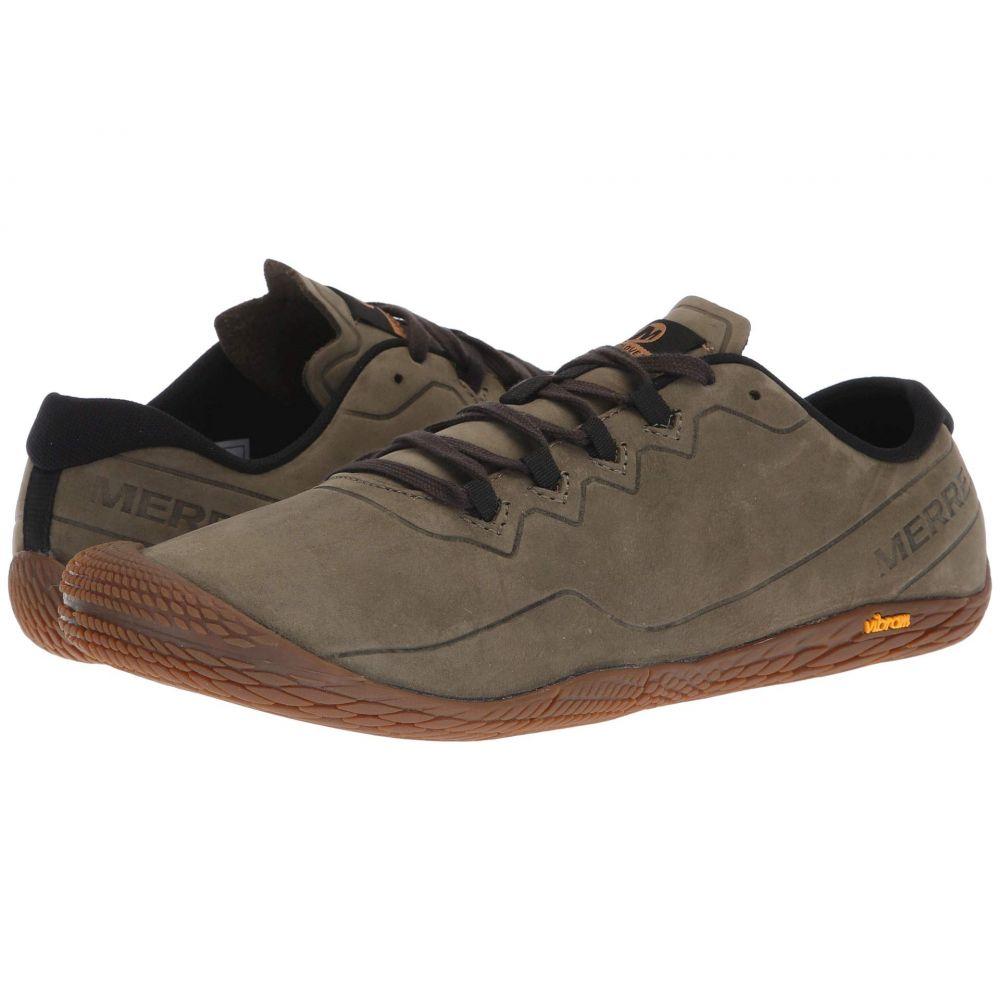 メレル Merrell メンズ シューズ・靴 スニーカー【Vapor Glove 3 Luna Leather】Dusty Olive