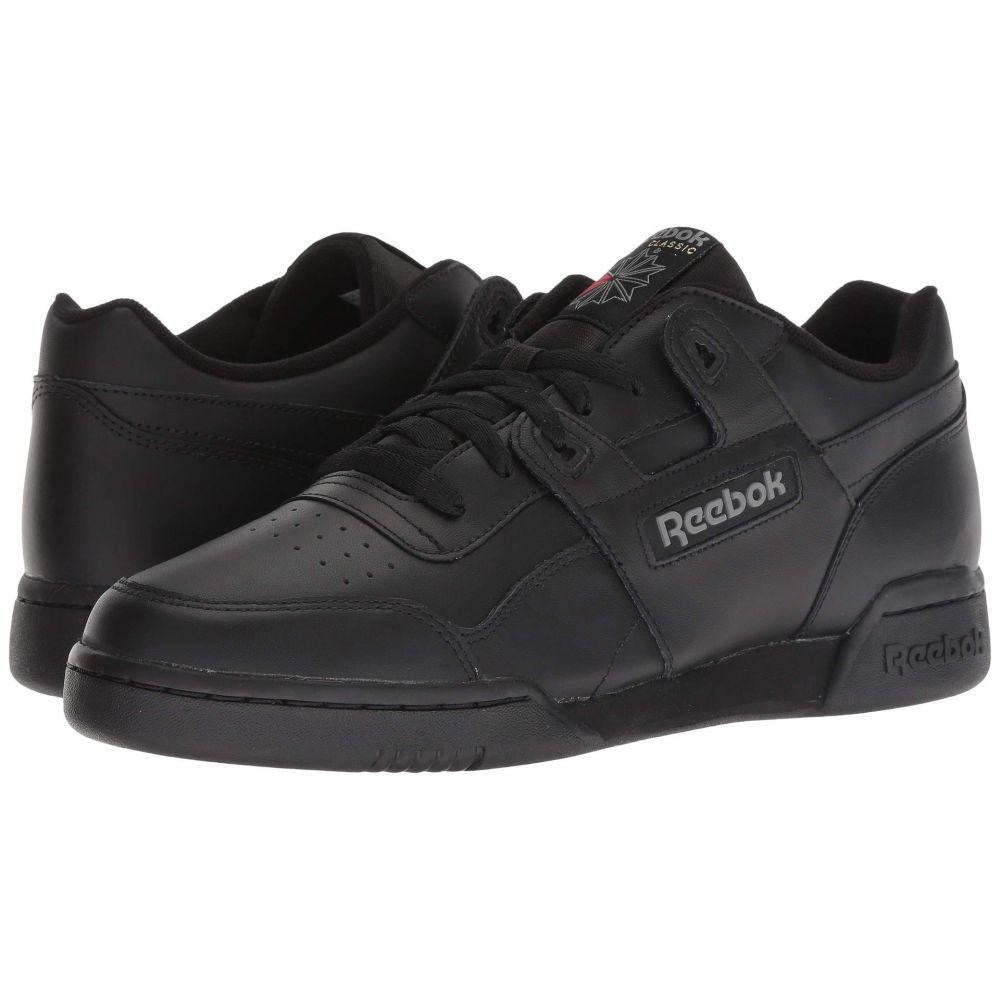 リーボック Reebok Lifestyle メンズ シューズ・靴 スニーカー【Workout Plus】Black/Charcoal