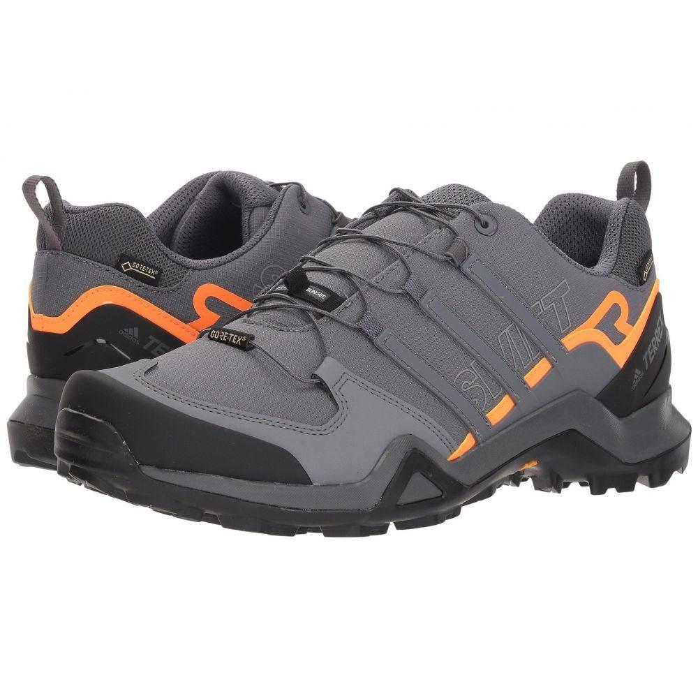 【在庫あり/即出荷可】 アディダス adidas Outdoor メンズ メンズ ランニング・ウォーキング シューズ R2・靴【Terrex adidas Swift R2 GTX】Grey Five/Grey Five/Hi-Res Orange, あずま薬局:8e4aec32 --- alumni.poornima.org