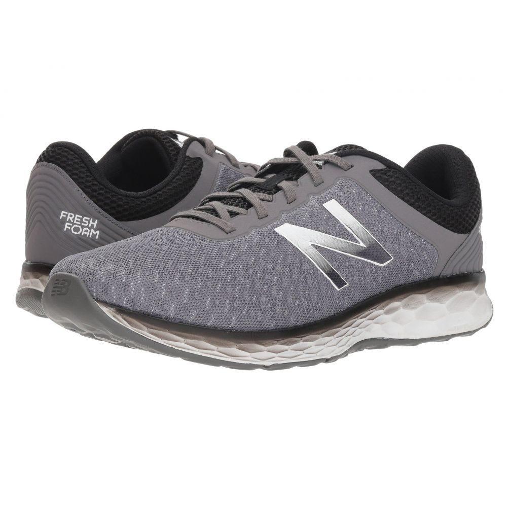 ニューバランス New Balance メンズ ランニング・ウォーキング シューズ・靴【Fresh Foam Kaymin】Castlerock/Black
