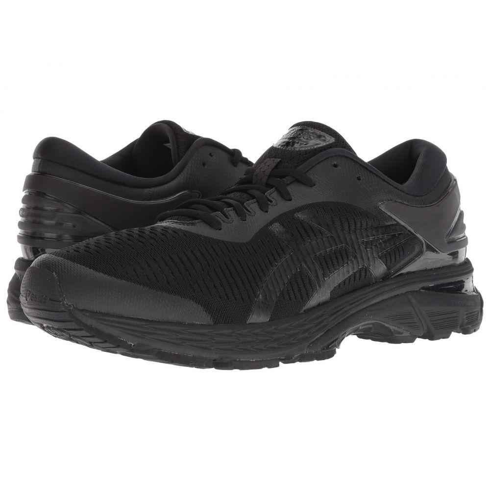 アシックス ASICS メンズ ランニング・ウォーキング シューズ・靴【GEL-Kayano 25】Black/Black 1