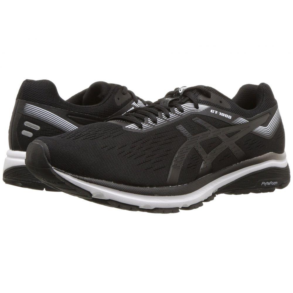 アシックス ASICS メンズ ランニング・ウォーキング シューズ・靴【GT-1000 7】Black/White