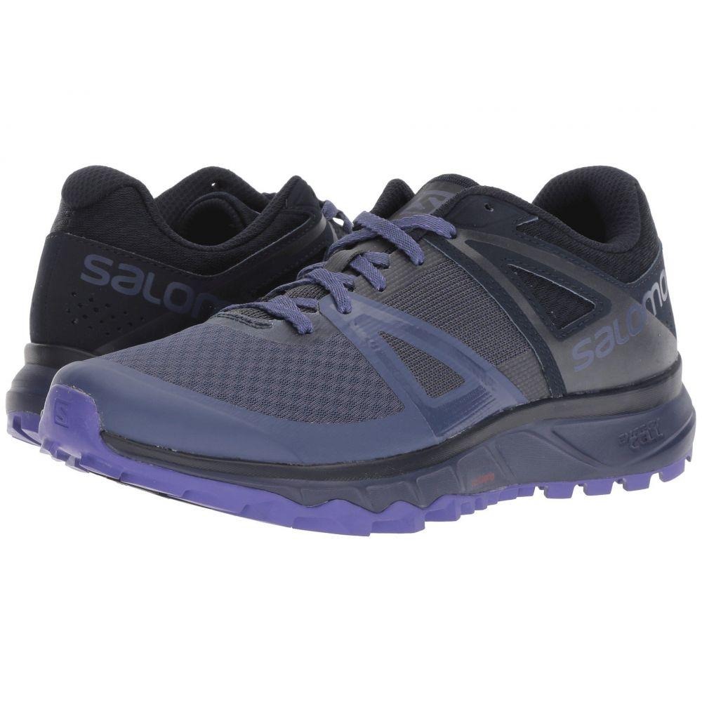 サロモン Salomon レディース ランニング・ウォーキング シューズ・靴【Trailster】Crown Blue/Navy Blazer/Purple Opulence