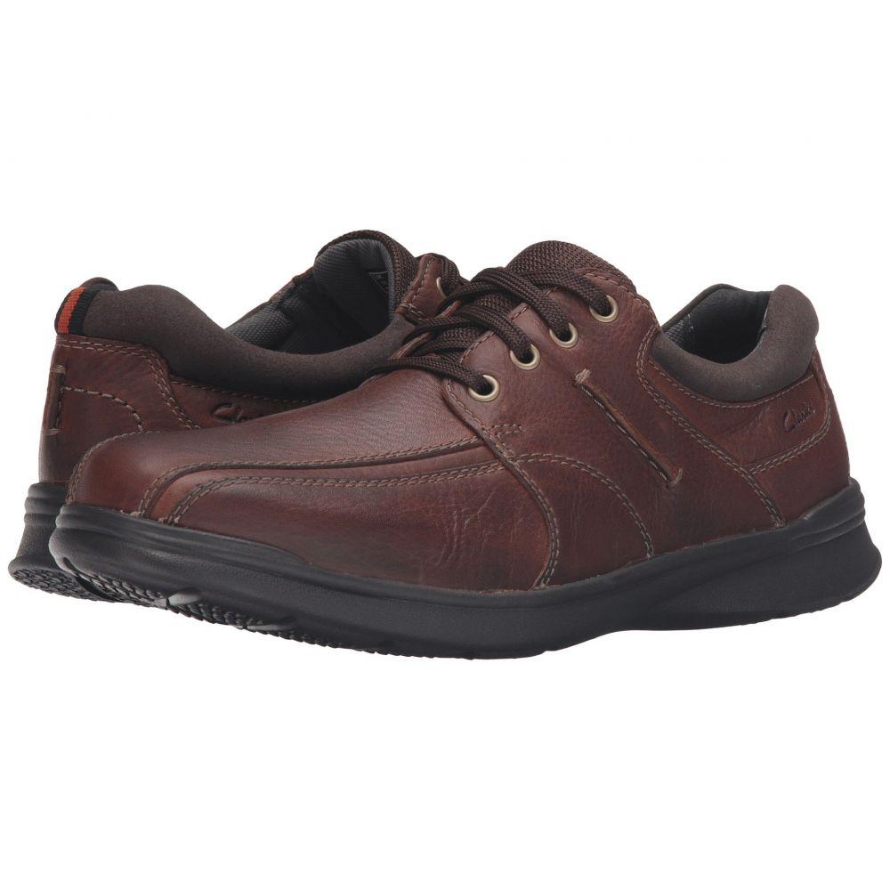クラークス Clarks メンズ シューズ・靴 スニーカー【Cotrell Walk】Tobacco Oily Leather