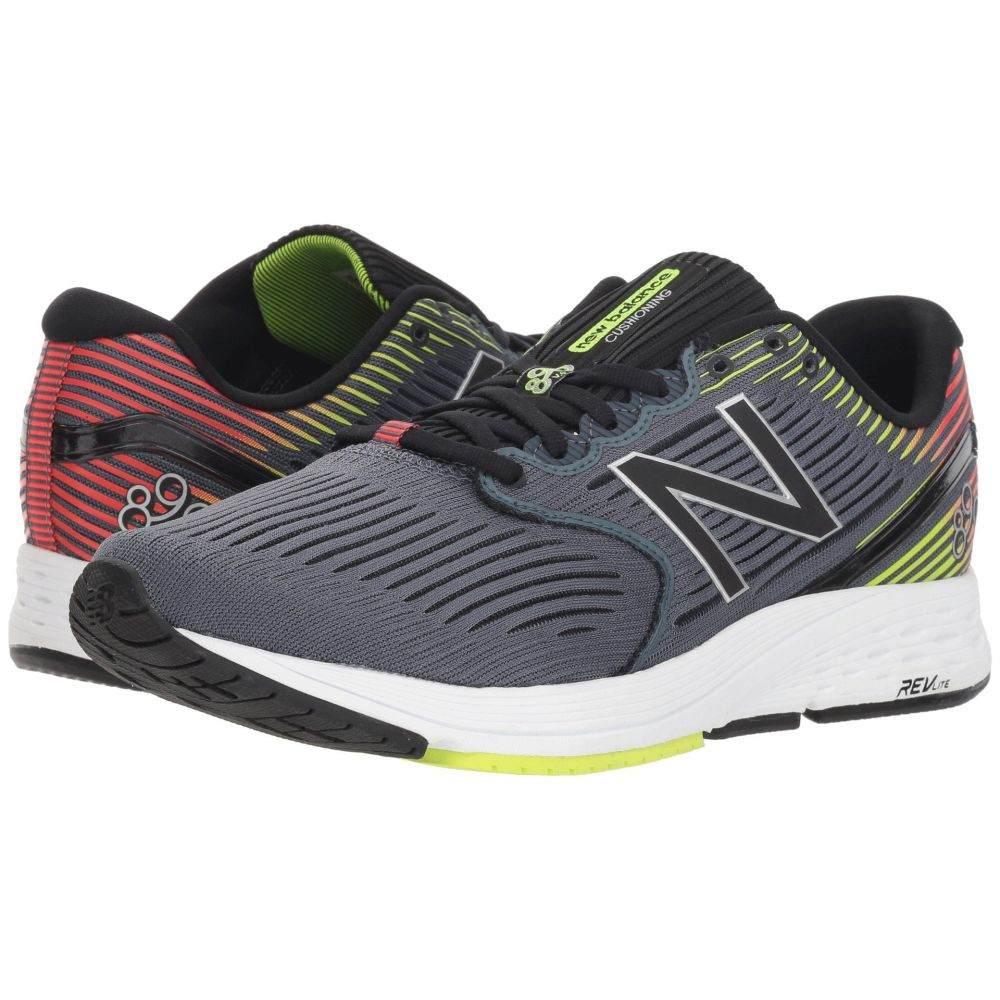 ニューバランス New Balance メンズ ランニング・ウォーキング シューズ・靴【890v6】Thunder/Hi-Lite