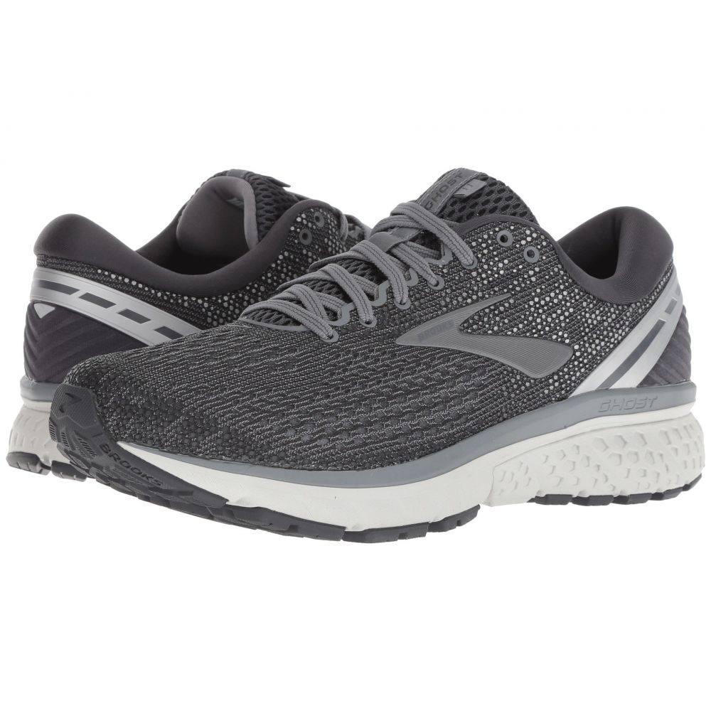 最高の品質 ブルックス Brooks メンズ ランニング・ウォーキング シューズ Brooks・靴【Ghost 11】Ebony/Grey/Silver 11】Ebony/Grey/Silver, メイプルウェアショップ:50166a46 --- smotri-delay.com