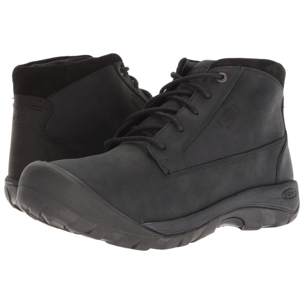 キーン Keen メンズ ハイキング・登山 シューズ・靴【Austin Casual WP Boot】Black