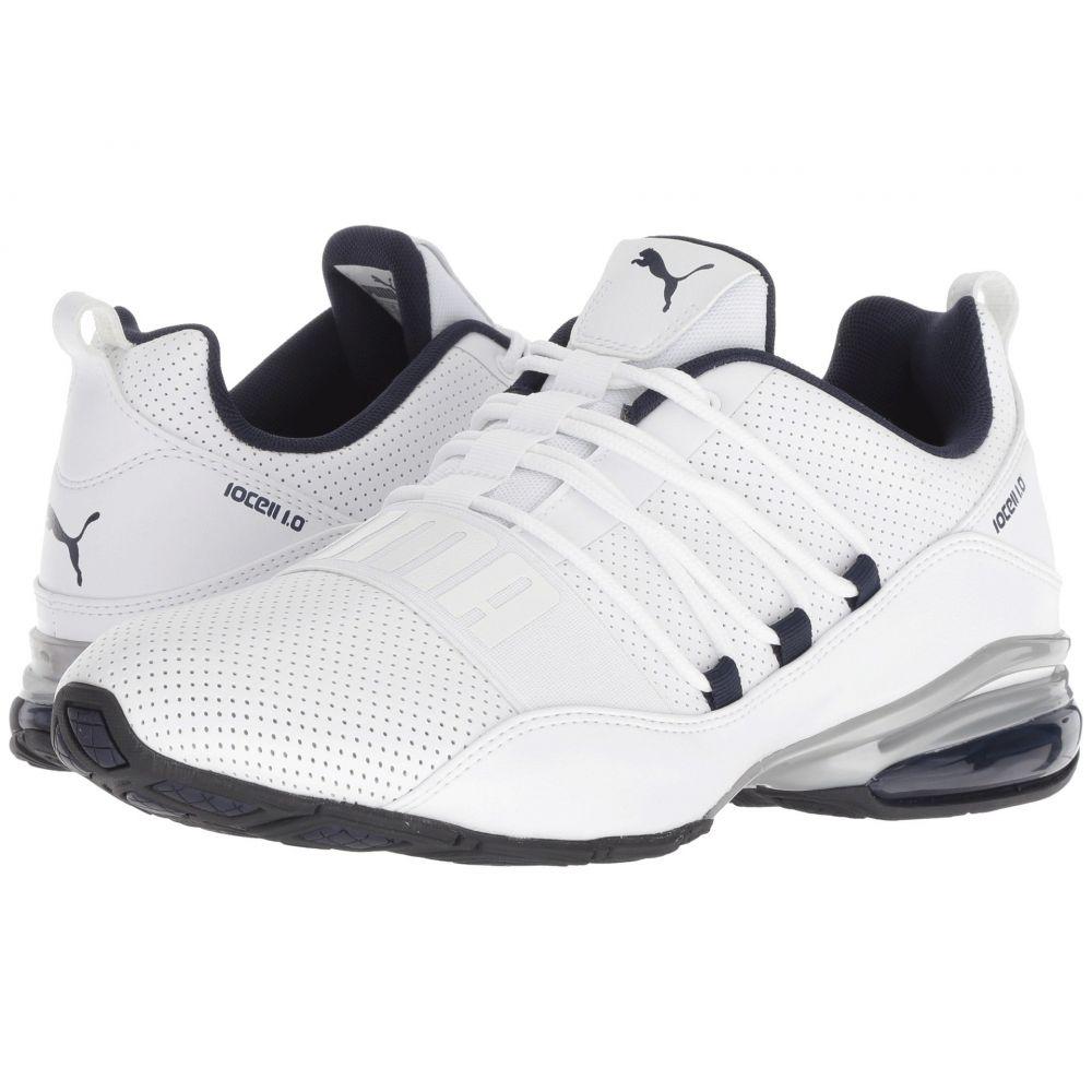 プーマ PUMA メンズ ランニング・ウォーキング シューズ・靴【Cell Regulate SL】Puma White/Puma Black/Peacoat/Puma Silver