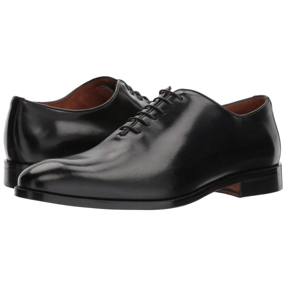 マッテオ マッシモ Massimo Matteo メンズ シューズ・靴 革靴・ビジネスシューズ【Bal Plain Toe】Black