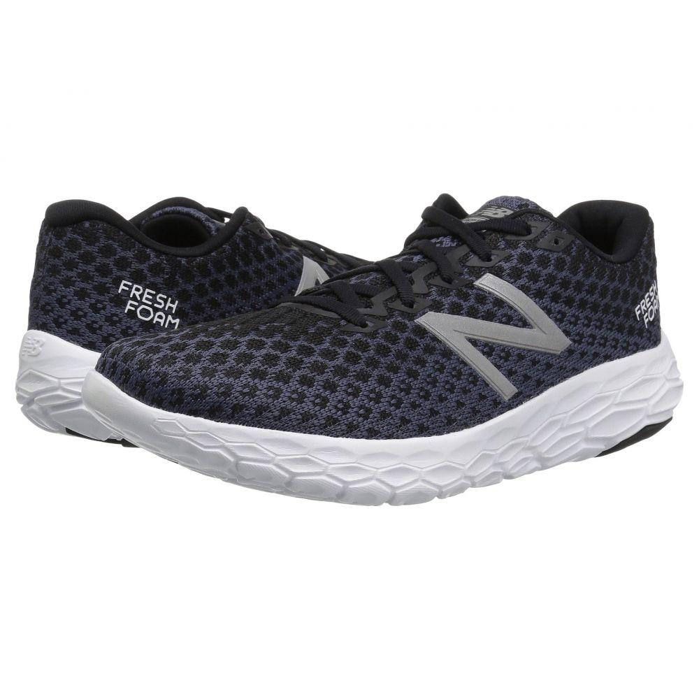 ニューバランス New Balance メンズ ランニング・ウォーキング シューズ・靴【Fresh Foam Beacon】Black/Magnet