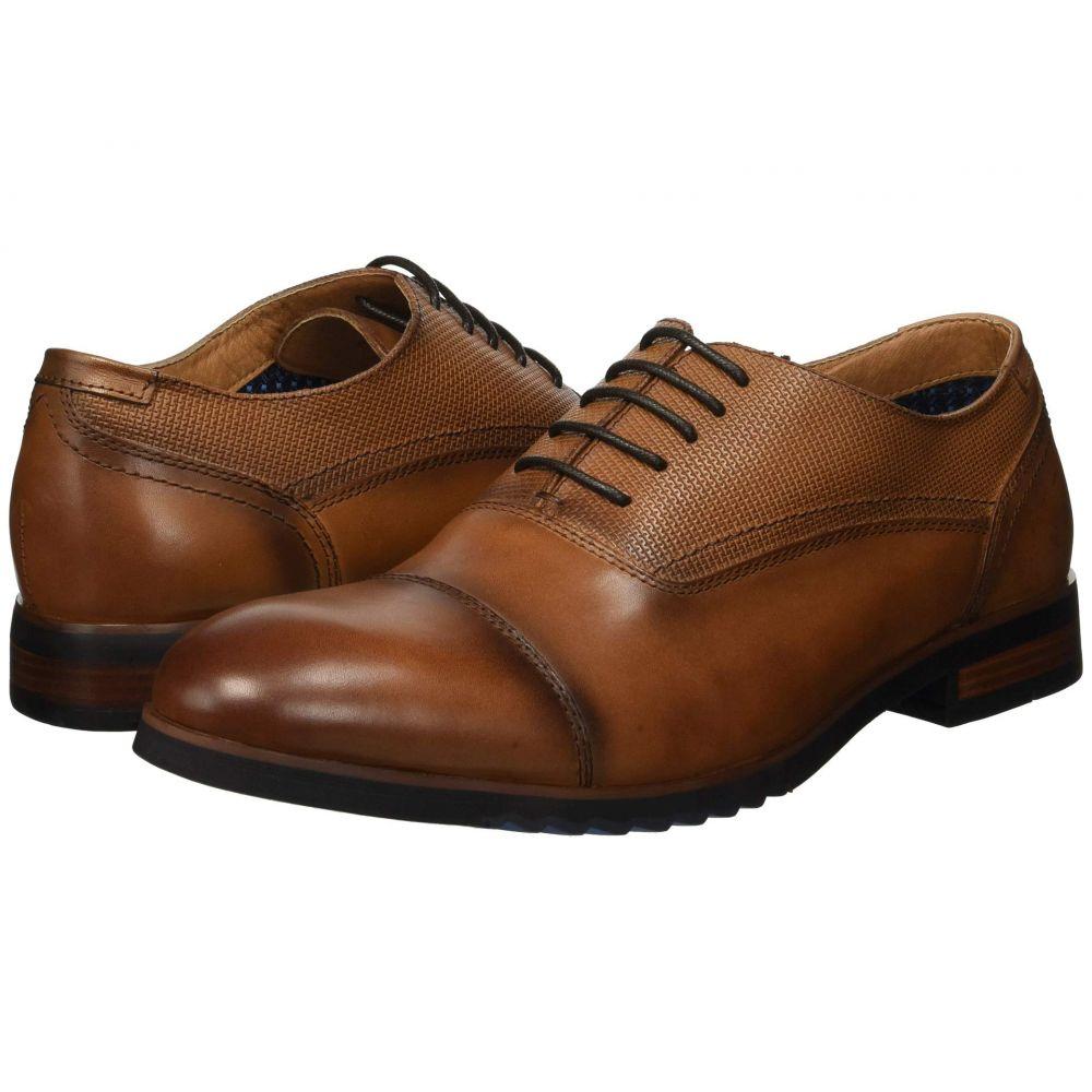 スティーブ マデン Steve Madden メンズ シューズ・靴 革靴・ビジネスシューズ【Lourdes】Cognac
