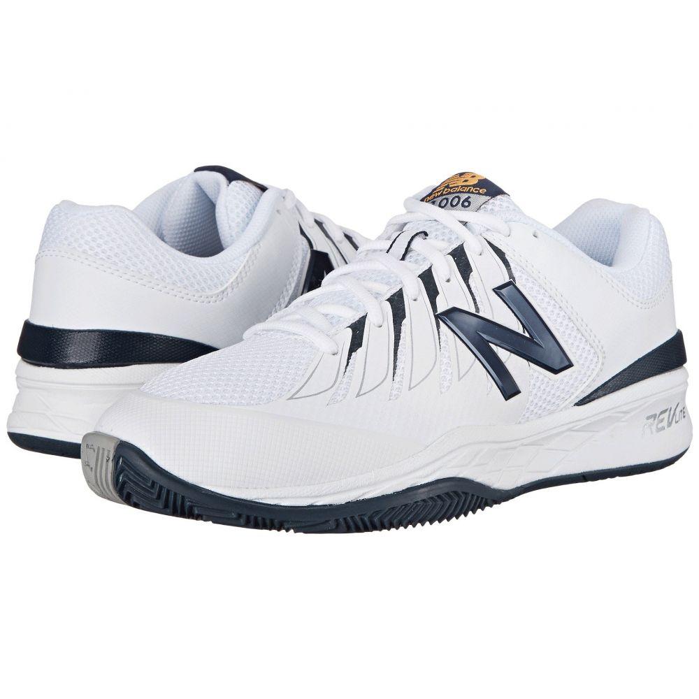 ニューバランス New Balance メンズ シューズ・靴 スニーカー【MC1006v1】Black/White