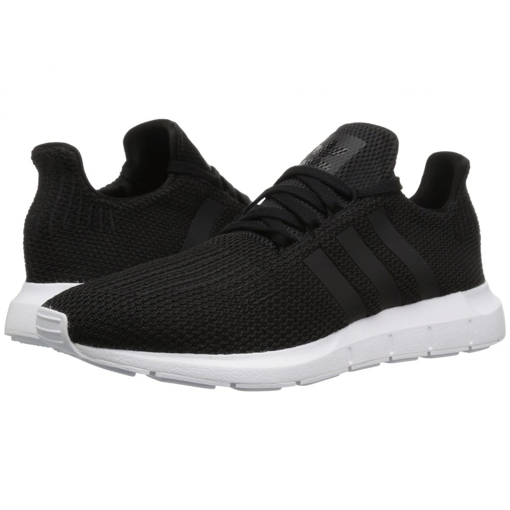 アディダス adidas Originals メンズ ランニング・ウォーキング シューズ・靴【Swift Run】Black/Black/White 1