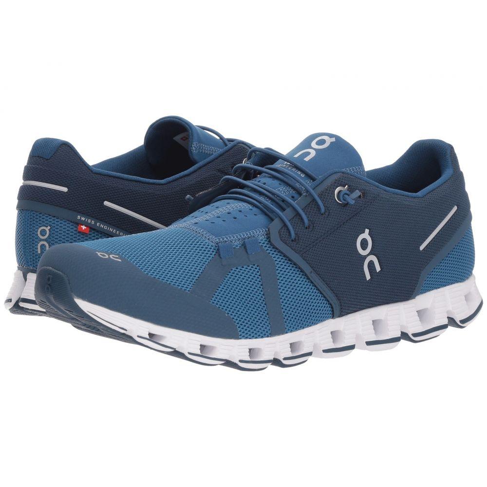オン On メンズ ランニング・ウォーキング シューズ・靴【Cloud 2.0】Blue/Denim