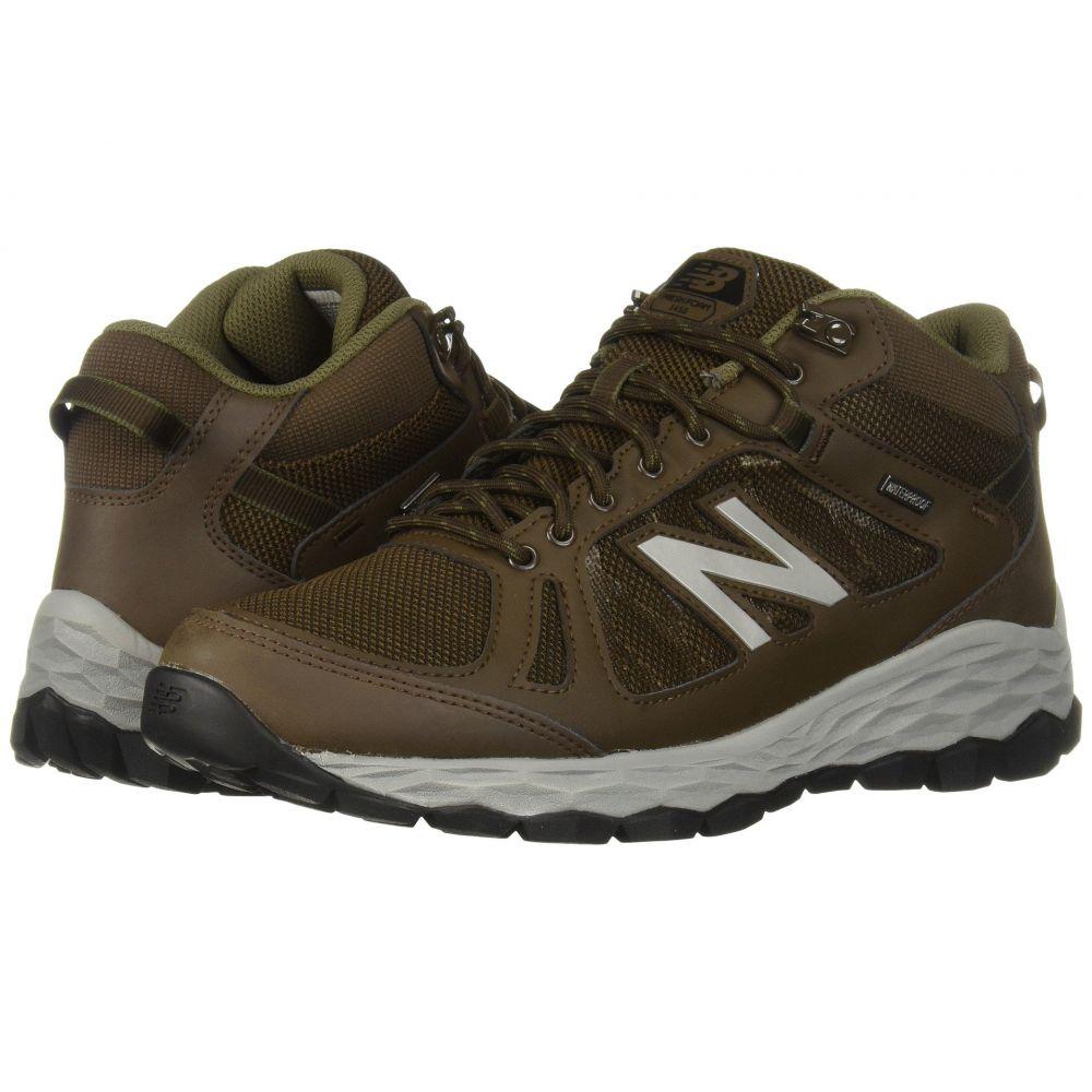 ニューバランス New Balance メンズ シューズ・靴 スニーカー【MW1450W1 Walking】Chocolate Brown/Team Away Grey
