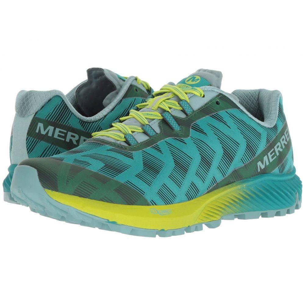 メレル Merrell レディース ランニング・ウォーキング シューズ・靴【Agility Synthesis Flex】Teal