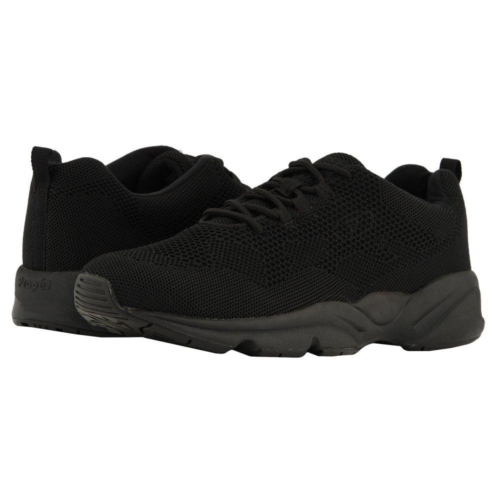 プロペット Propet メンズ シューズ・靴 スニーカー【Stability X Fly】Black