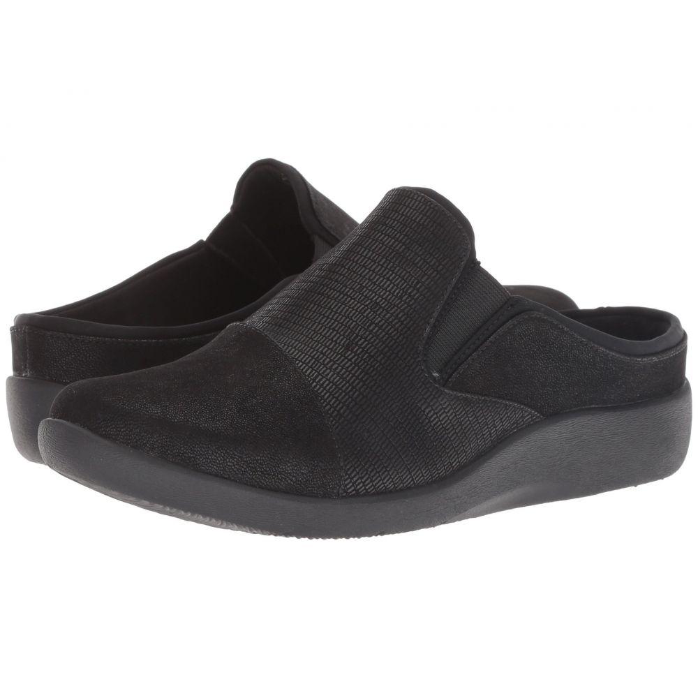 クラークス Clarks レディース シューズ・靴【Sillian Free】Black Synthetic Combi