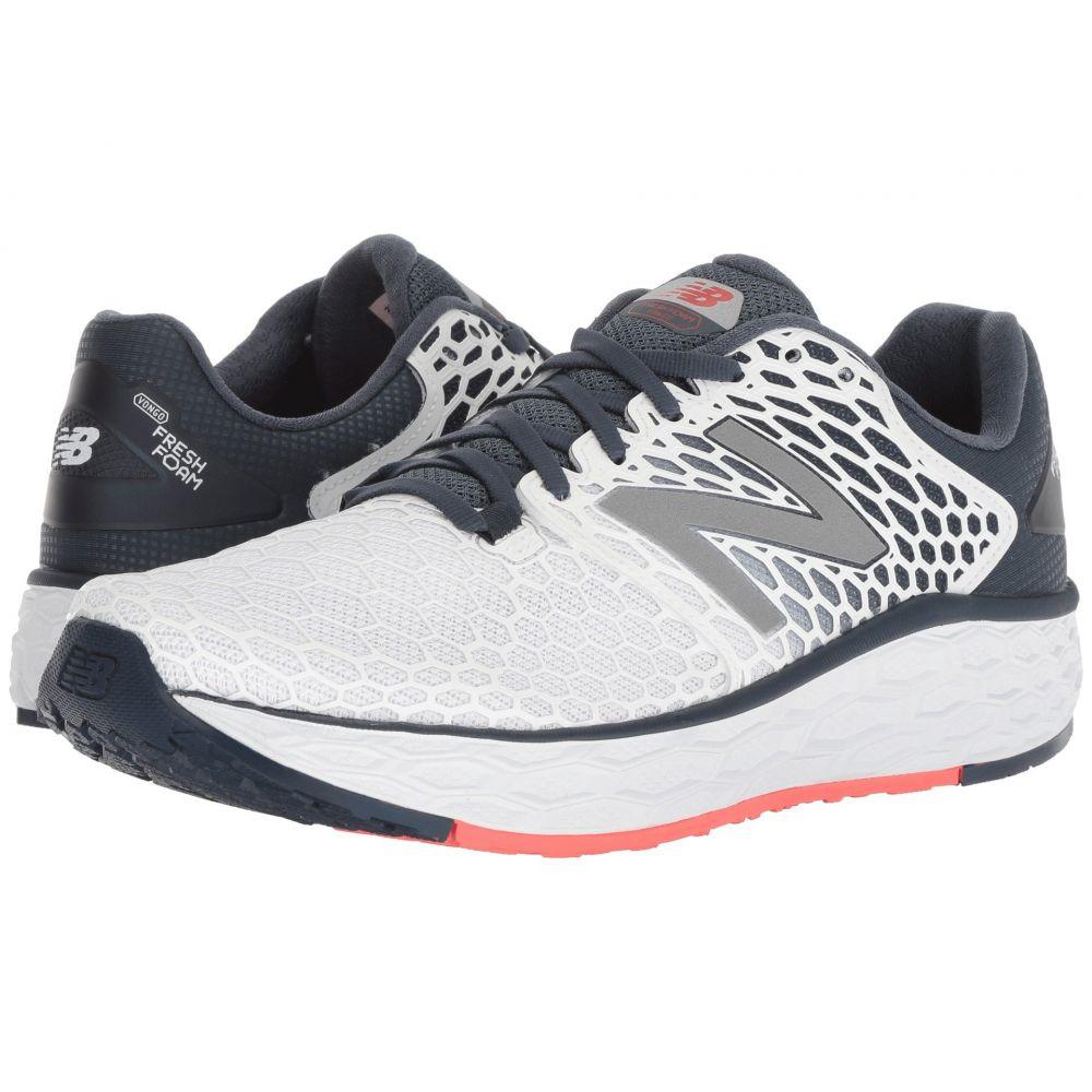 ニューバランス New Balance メンズ ランニング・ウォーキング シューズ・靴【Fresh Foam Vongo v3】White/Petrol