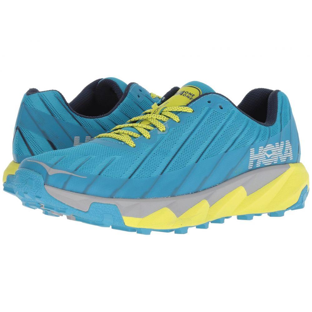 ホカ オネオネ Hoka One One メンズ ランニング・ウォーキング シューズ・靴【Torrent】Cyan Blue/Citrus