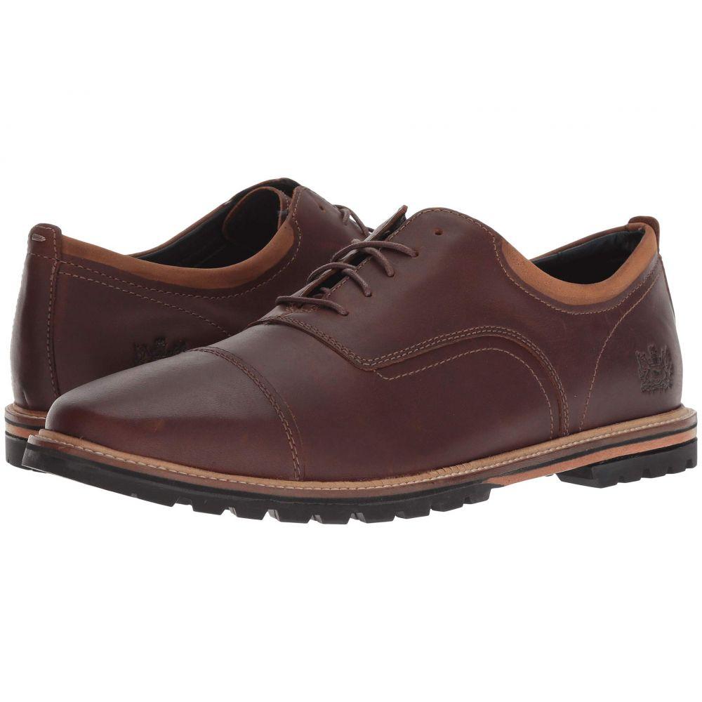コールハーン Cole Haan メンズ シューズ・靴 革靴・ビジネスシューズ【Richardson Grand Cap Toe Ox】Cognac