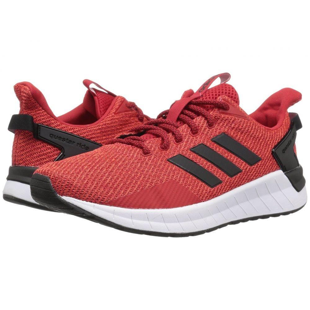 アディダス adidas Running メンズ ランニング・ウォーキング シューズ・靴【Questar Ride】Scarlet/Black/Hi-Res Red