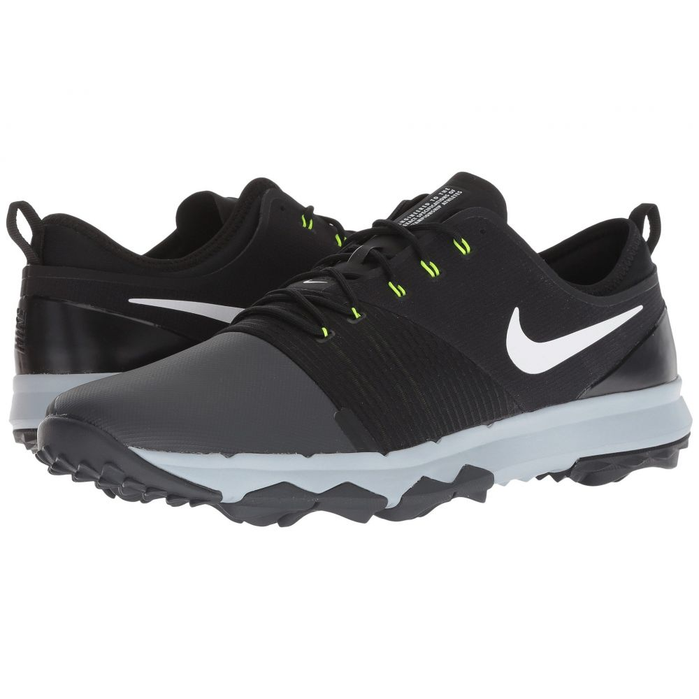ナイキ Nike Golf メンズ ゴルフ シューズ・靴【FI Impact 3】Anthracite/White/Black/Wolf Grey
