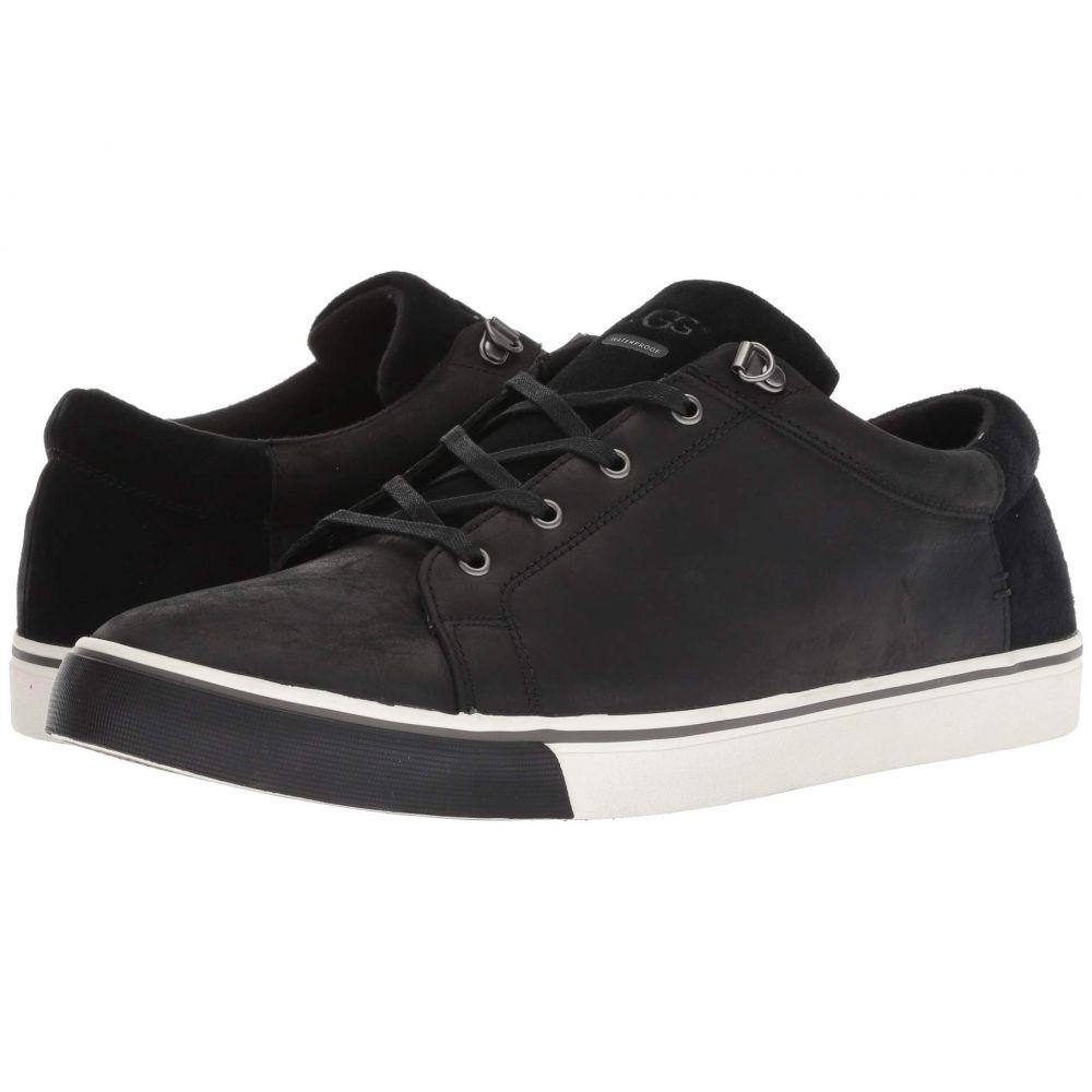 アグ UGG メンズ シューズ・靴 スニーカー【Brock II WP】Black