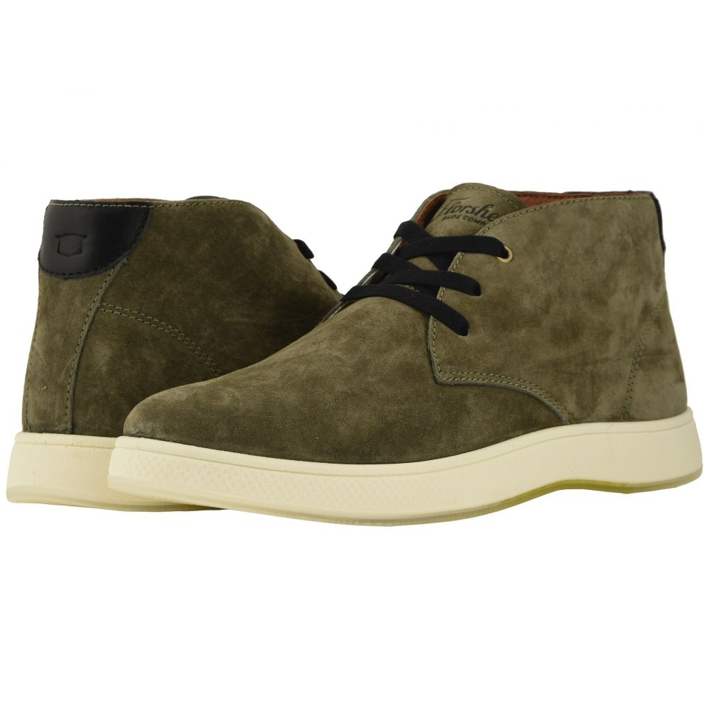 フローシャイム Florsheim メンズ シューズ・靴 ブーツ【Edge Chukka Boot】Olive Nubuck