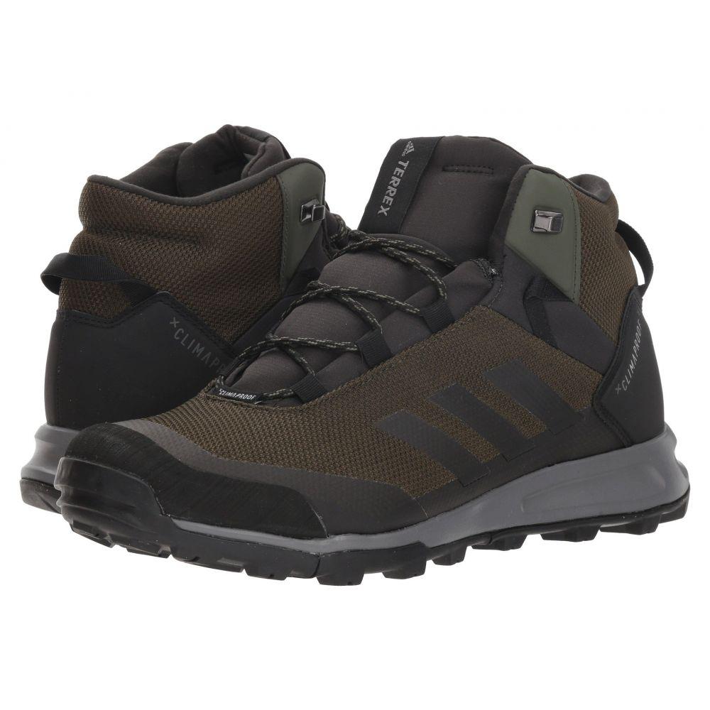 アディダス adidas Outdoor メンズ ハイキング・登山 シューズ・靴【Terrex Tivid MID CP】Night Cargo/Black/Grey Four
