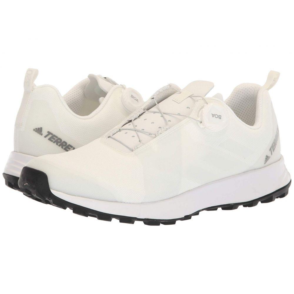 アディダス adidas Outdoor メンズ ランニング・ウォーキング シューズ・靴【Terrex Two BOA】Non-Dyed/White/Black