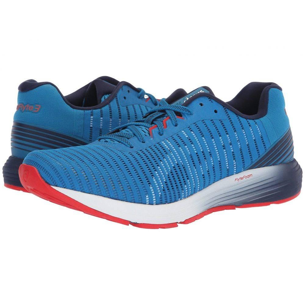 アシックス ASICS メンズ ランニング・ウォーキング シューズ・靴【Dynaflyte 3】Race Blue/White