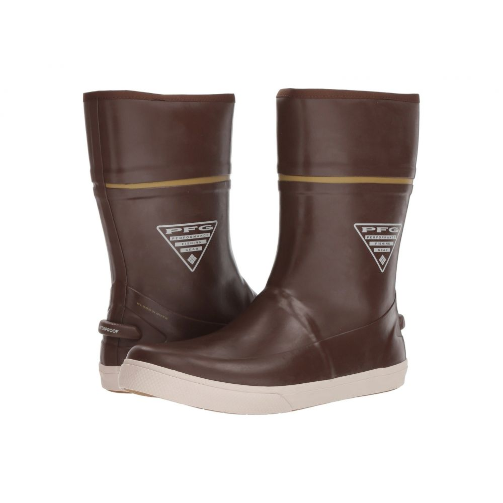 コロンビア Columbia メンズ シューズ・靴 レインシューズ・長靴【Dorado Litup 10 PFG】Tobacco/Peppercorn