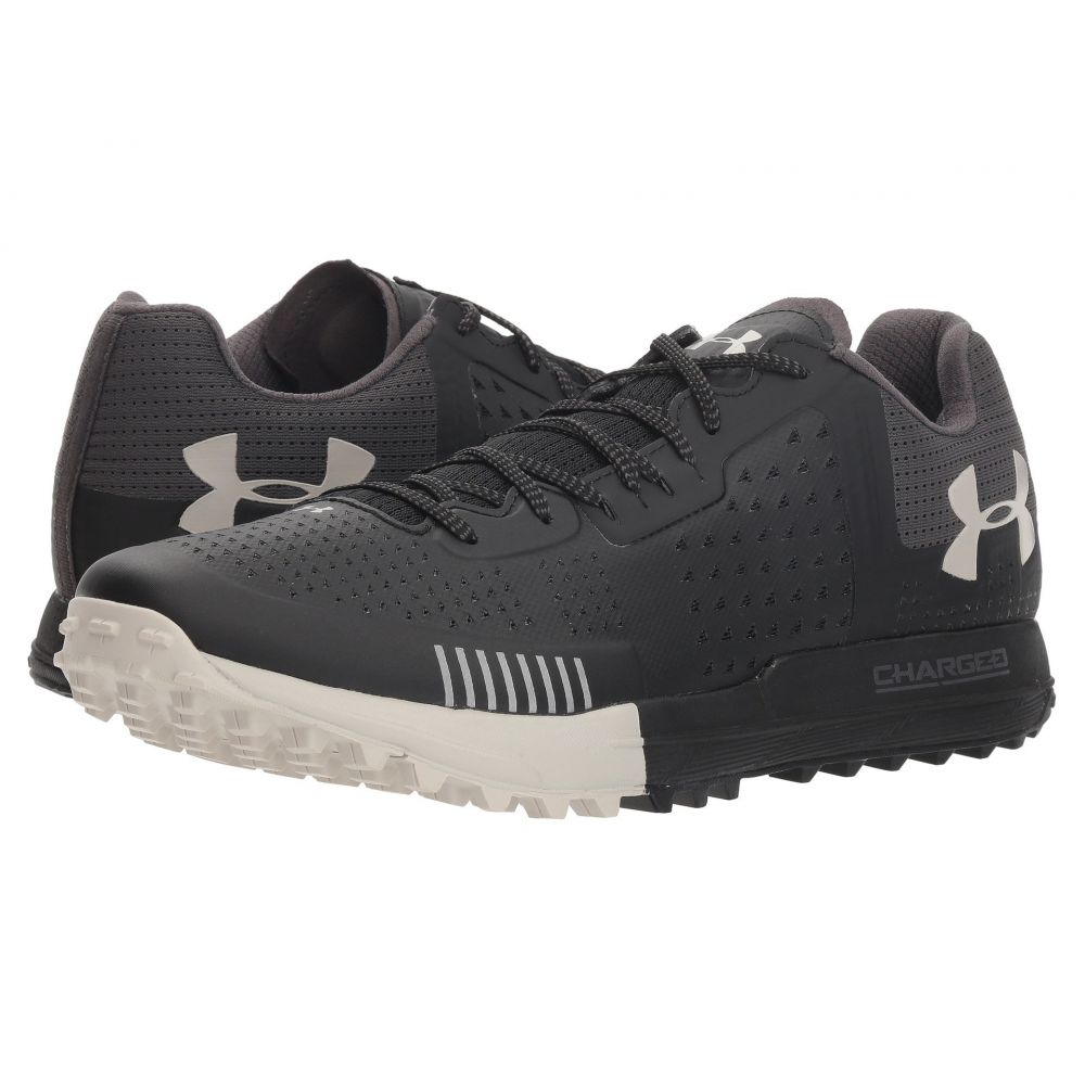 アンダーアーマー Under Armour メンズ ランニング・ウォーキング シューズ・靴【UA Horizon RTT】Black/Ghost Gray/Ghost Gray