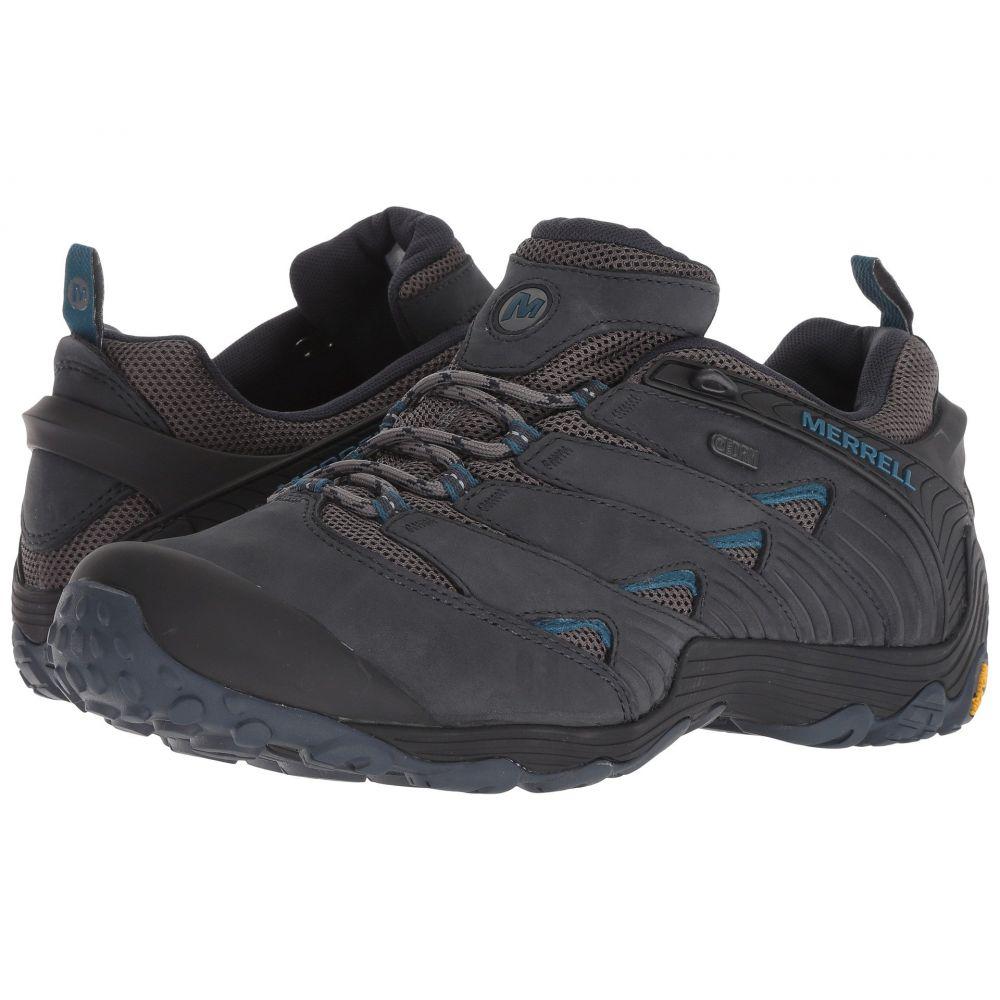 メレル Merrell メンズ ハイキング・登山 シューズ・靴【Cham 7 Waterproof】Navy