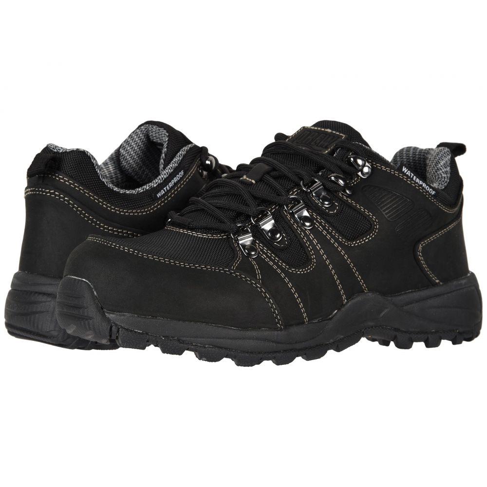ドリュー Drew メンズ ハイキング・登山 シューズ・靴【Canyon】Black Leather