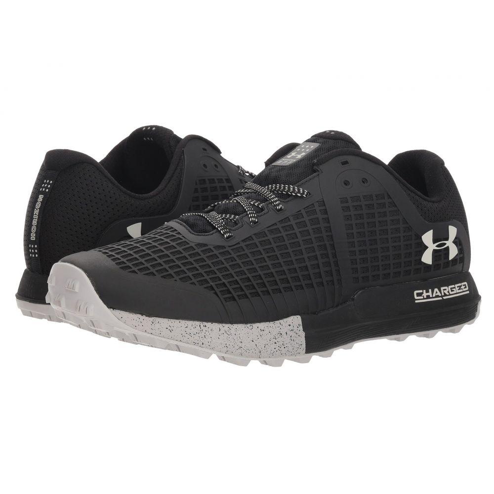 アンダーアーマー Under Armour メンズ ランニング・ウォーキング シューズ・靴【UA Horizon BPF】Black/Black/Ghost Gray
