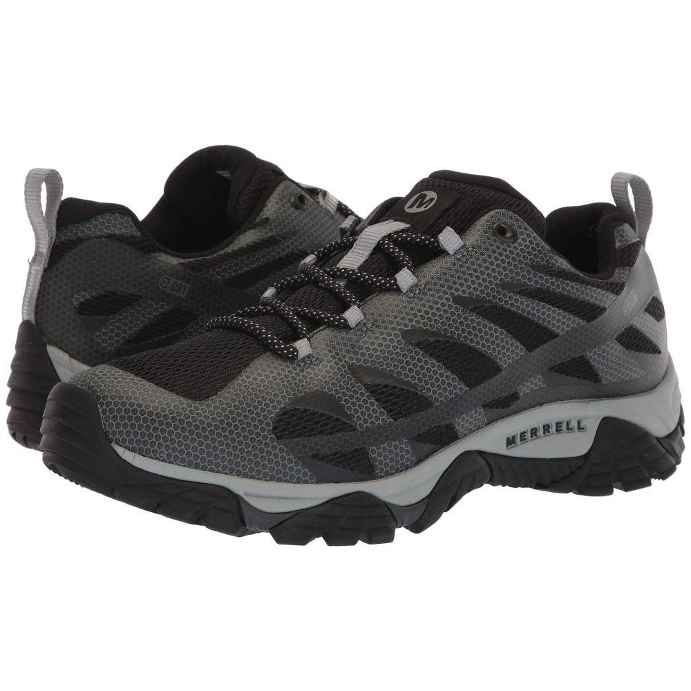 メレル Merrell メンズ ハイキング・登山 シューズ・靴【Moab Edge 2 Waterproof】Black