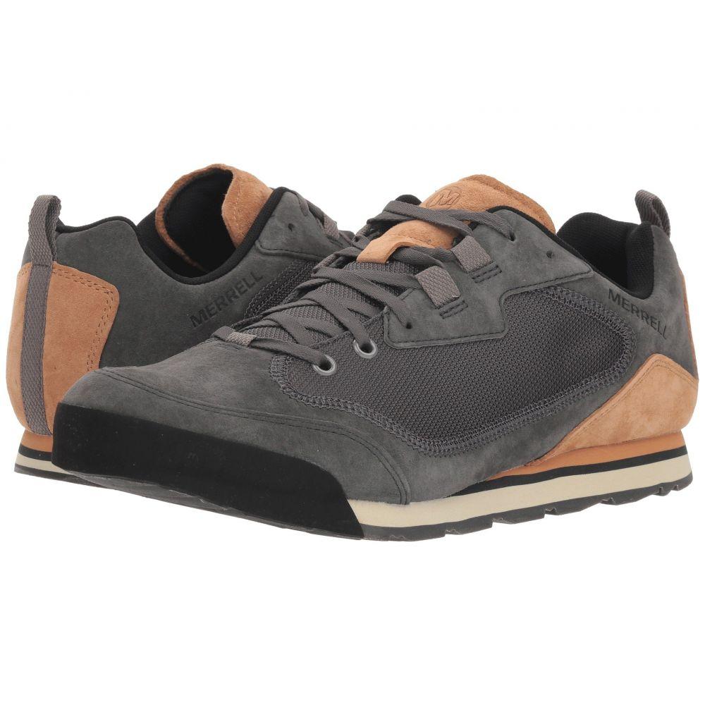 メレル Merrell メンズ シューズ・靴 スニーカー【Burnt Rock Travel Suede】Granite
